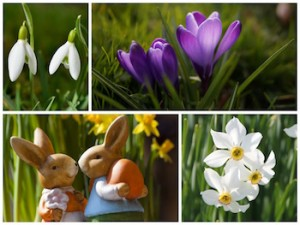 ostern_collage