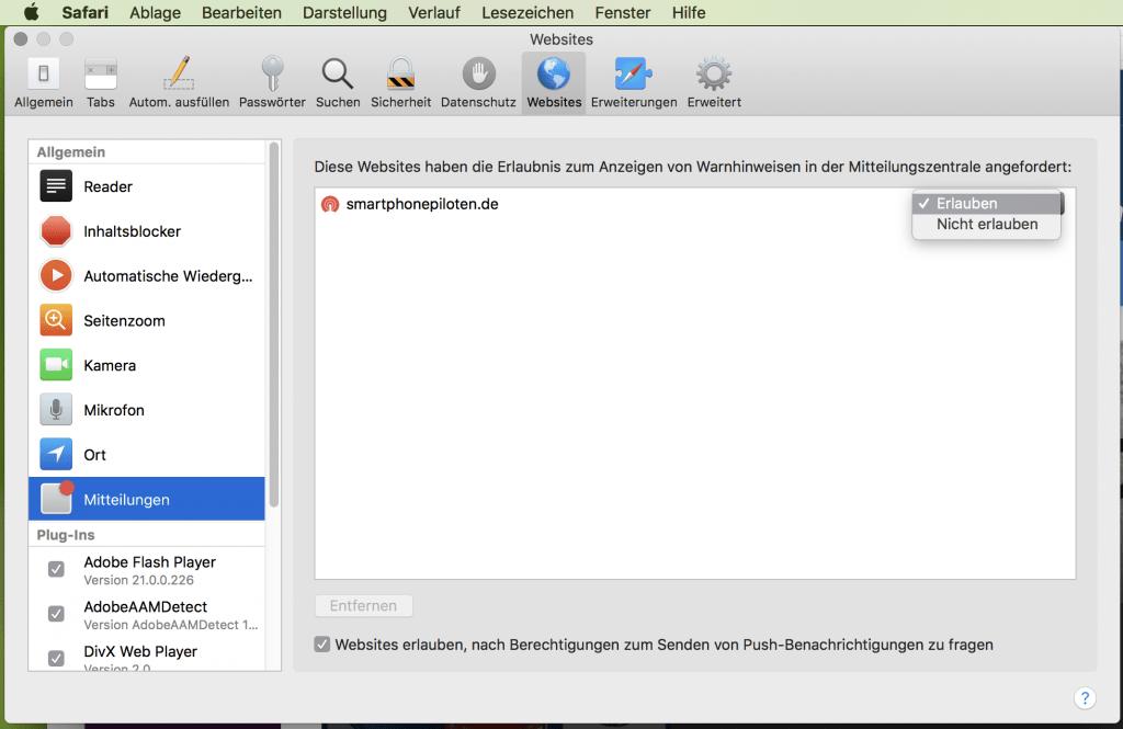browserbenachrichtigungen_safari1