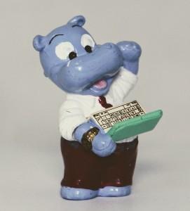 Happy Hippo WLAN