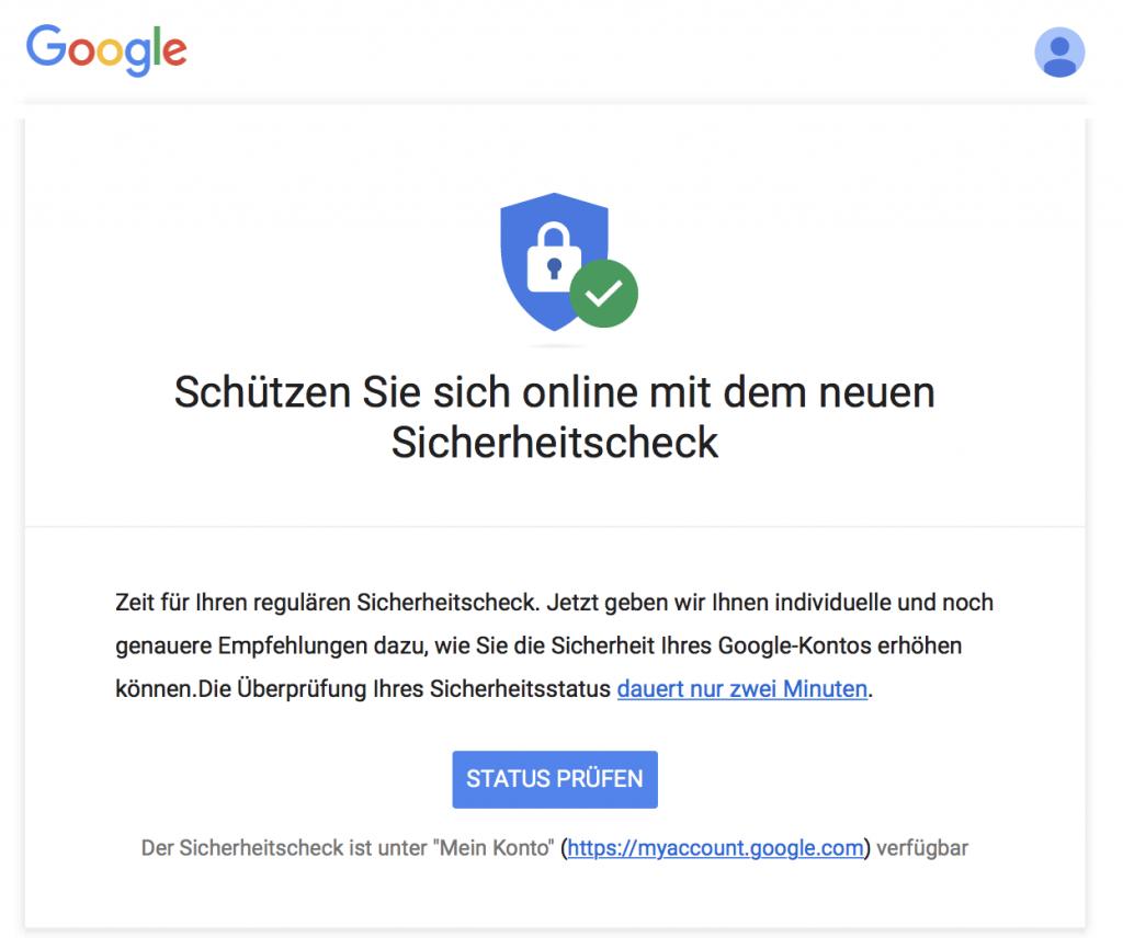 keinspam_google