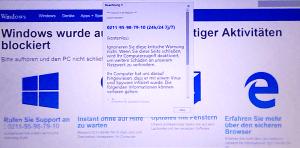 Microsoft_Sperre_Betrug