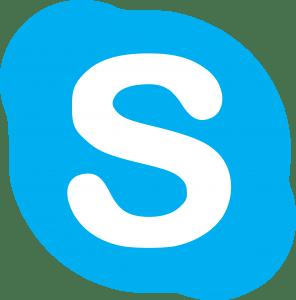 skype-transparent-logo