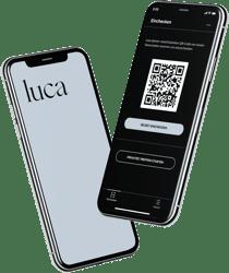 luca-App im App-Store